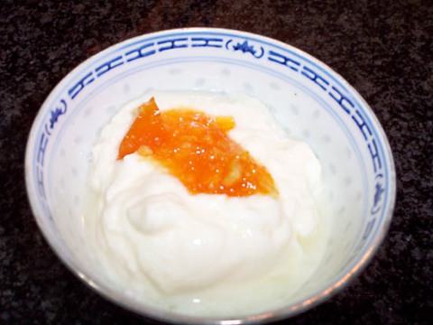 yogurt-con-mermelada